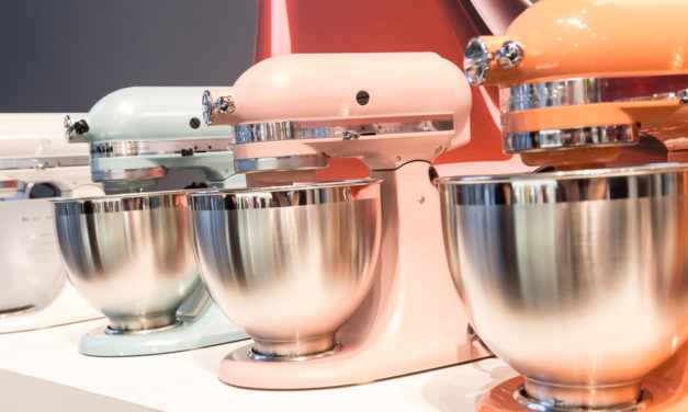 3 gode råd til valg af køkkenmaskine