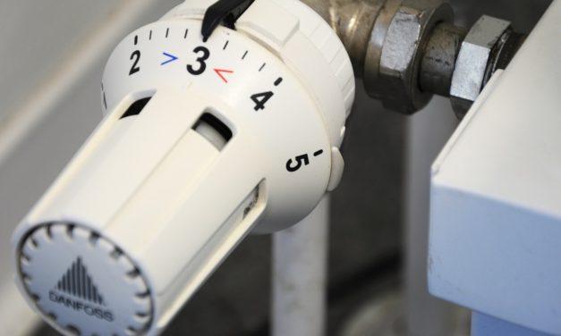 3 gode råd til at spare på varmeregningen