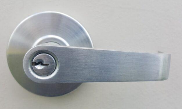 3 gode råd til dørsikkerhed