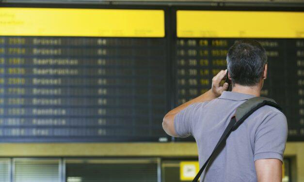 3 gode råd til at undgå flyforsinkelser