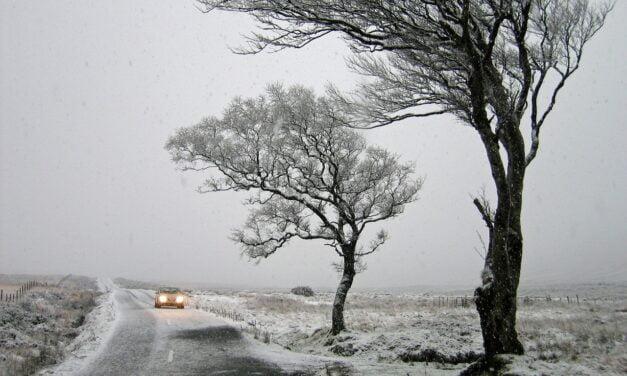 3 gode råd til at gøre din bil vinterklar